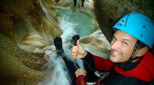 Canyoning-Laruns-Canyon du Gourzy dans la Vallée d'Ossau, Laruns-2