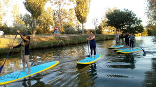 Stand up Paddle-Split-SUP excursions from Stobrec Beach inSplit-3