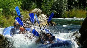Rafting-Omis-Rafting down Cetina River, Omis-4