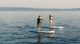Stand up Paddle-Split-SUP excursions from Stobrec Beach inSplit-4