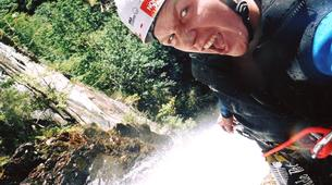 Canyoning-Fort William-Nathrach Canyon in Fort William-3