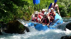 Rafting-Omis-Rafting down Cetina River, Omis-1