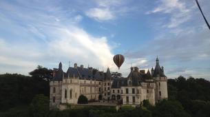 Hot Air Ballooning-Tours-Hot air balloon flight in Chaumont-sur-Loire, Loire Valley-3