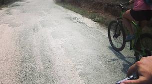 Mountain bike-Athens-Mountain bike tours in Hymettus Mountain, Athens-5