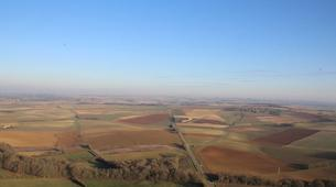 Hot Air Ballooning-Auxerre-Hot air balloon flight over Saint-Sauveur-en-Puisaye, Burgundy-1