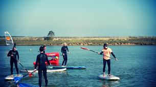 Stand Up Paddle-La Tranche sur Mer-Sessions Stand Up Paddle à La Tranche sur Mer-5