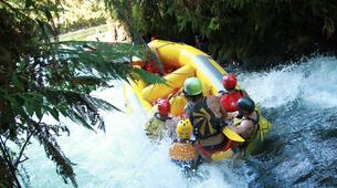 Rafting-Rotorua-Grade 5 White Water Rafting on the Kaituna River-6
