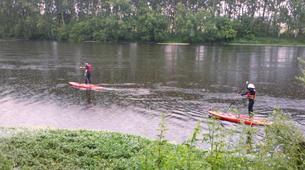 Stand Up Paddle-Poitiers-Location de SUP sur la Vienne à proximité de Poitiers-1