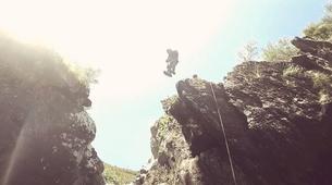 Canyoning-Porto-Canyon of Rio de Frades near Porto-3