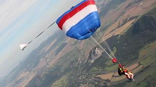 Skydiving-Prague-Tandem skydive over Prague-6