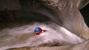 Canyoning-Cirque de Salazie, Hell-Bourg-Canyon Trou Blanc à Salazie, île de la Réunion-13
