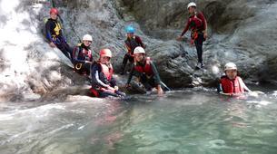 Canyoning-Lake Garda-Rio Nero Canyon near Lake Garda-3