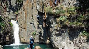 Canyoning-Ariege-Canyon de Marc en Haute Ariège-4
