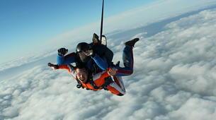 Skydiving-Prague-Tandem skydive over Prague-3
