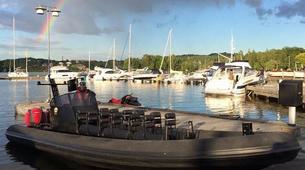 Jet Boating-Stockholm-RIB speedboat tour in Stockholm-5