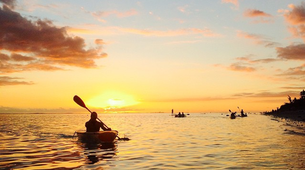 Kayak de mer-Lagon de Saint-Gilles-Balade en Kayak transparent dans le lagon de Saint-Gilles-4