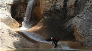 Canyoning-Ariege-Canyon de l'Artigue, Ariège-5