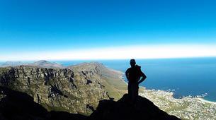 Rock climbing-Cape Town-Rock climbing up Table Mountain-5