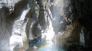 Canyoning-Cirque de Salazie, Hell-Bourg-Canyon Trou Blanc à Salazie, île de la Réunion-9