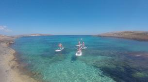 Stand up Paddle-Malta-SUP lessons and excursion in Ghadira Bay, Malta-3