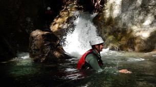 Canyoning-Lake Garda-Rio Nero Canyon near Lake Garda-1