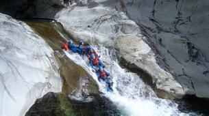 Canyoning-Cirque de Salazie, Hell-Bourg-Canyon Trou Blanc à Salazie, île de la Réunion-8