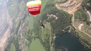 Skydiving-Prague-Tandem skydive over Prague-1