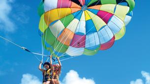 Parachute ascensionnel-Ile Maurice-Parachute ascensionnel à Trou d'Eau Douce à l'île Maurice-1