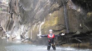 Canyoning-Cirque de Salazie, Hell-Bourg-Canyon de Trou blanc à La Réunion-6