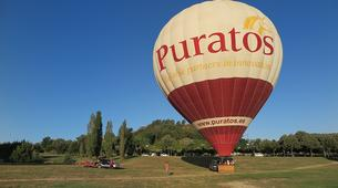 Hot Air Ballooning-Barcelona-Hot air balloon flights in Vic near Barcelona-3