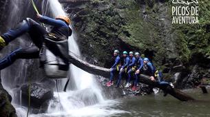 Canyoning-São Miguel-Salto do Cabrito Canyon in Sao Miguel-1