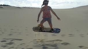 Sandboard-Oyster Bay-Session Sandboard à Oyster Bay, Afrique du Sud-4
