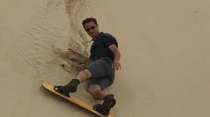 Sandboard-Oyster Bay-Session Sandboard à Oyster Bay, Afrique du Sud-3