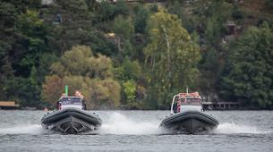 Jet Boating-Stockholm-RIB speedboat tour in Stockholm-2