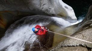 Canyoning-Cirque de Salazie, Hell-Bourg-Canyon Trou Blanc à Salazie, île de la Réunion-10