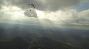 Parapente-Vosges-Vol en parapente biplace à Oderen dans les Vosges-1