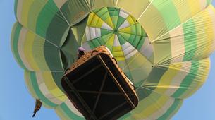 Hot Air Ballooning-Barcelona-Hot air balloon flights in Vic near Barcelona-5