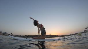 Stand up Paddle-Malta-SUP and yoga training in Ghadira Bay, Malta-3
