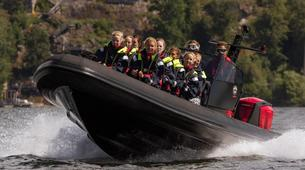 Jet Boating-Stockholm-RIB speedboat tour in Stockholm-6