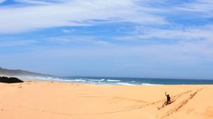 Sandboard-Oyster Bay-Session Sandboard à Oyster Bay, Afrique du Sud-2