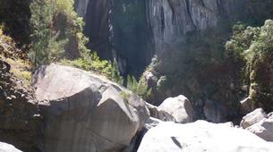 Canyoning-Cirque de Cilaos-Canyon Fleur Jaune, Cirque de Cilaos à la Réunion-3