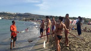 Stand up Paddle-Malta-SUP lessons and excursion in Ghadira Bay, Malta-2
