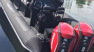 Jet Boating-Stockholm-RIB speedboat tour in Stockholm-4