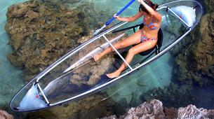 Kayak de mer-Lagon de Saint-Gilles-Balade en Kayak transparent dans le lagon de Saint-Gilles-1