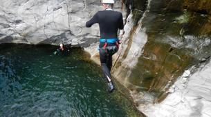 Canyoning-Cirque de Salazie, Hell-Bourg-Canyon de Trou blanc à La Réunion-3