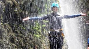 Canyoning-São Miguel-Ribeira dos Caldeiroes Canyon in Sao Miguel-2