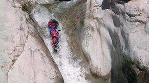 Canyoning-Cirque de Salazie, Hell-Bourg-Canyon Trou Blanc à Salazie, île de la Réunion-12
