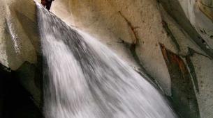 Canyoning-Cirque de Salazie, Hell-Bourg-Canyon Trou Blanc à Salazie, île de la Réunion-11