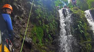 Canyoning-São Miguel-Salto do Cabrito Canyon in Sao Miguel-2
