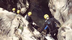 Canyoning-Porto-Canyon of Rio de Frades near Porto-2